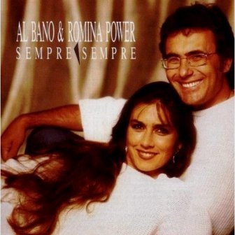 Al Bano & Romina Power - Sempre Sempre [CD], Okładka