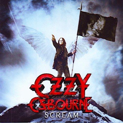 Ozzy Osbourne - Scream [CD], Okładka