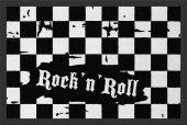Rock And Roll - wycieraczka