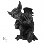 Gargulec Trust Me - duża figurka dekoracyjna