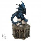 Roost of Cryondrix - szkatuła ze smoczycą