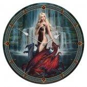 Dragon Bathers - zegar ścienny