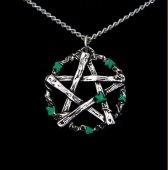 Pentagram Pana, seria: Galraedia - naszyjnik