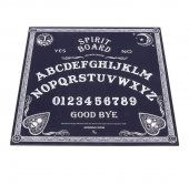 Black & White Spirit Board - tablica do rozmowy z duchami czarno-biała