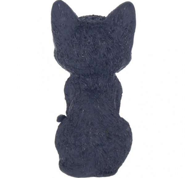 "figurka czarnego kota - wampira ""Count Kitty"""