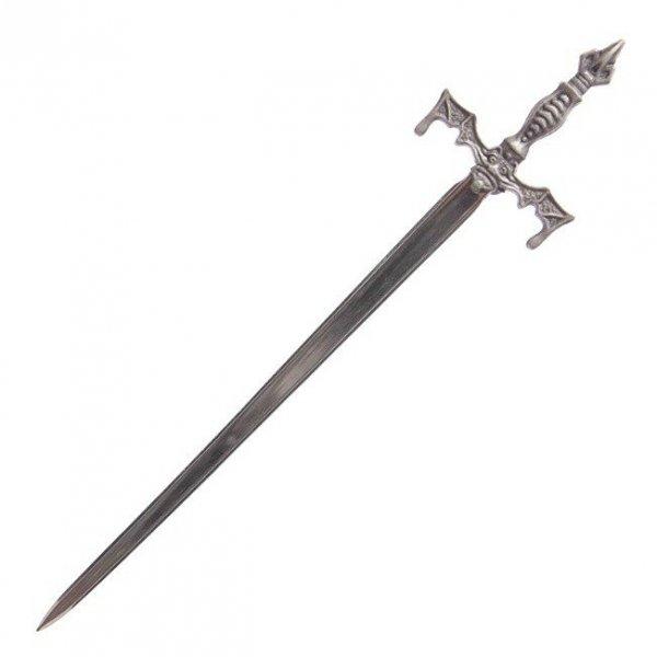 sztylet, miecz - nożyk do otwierania listów