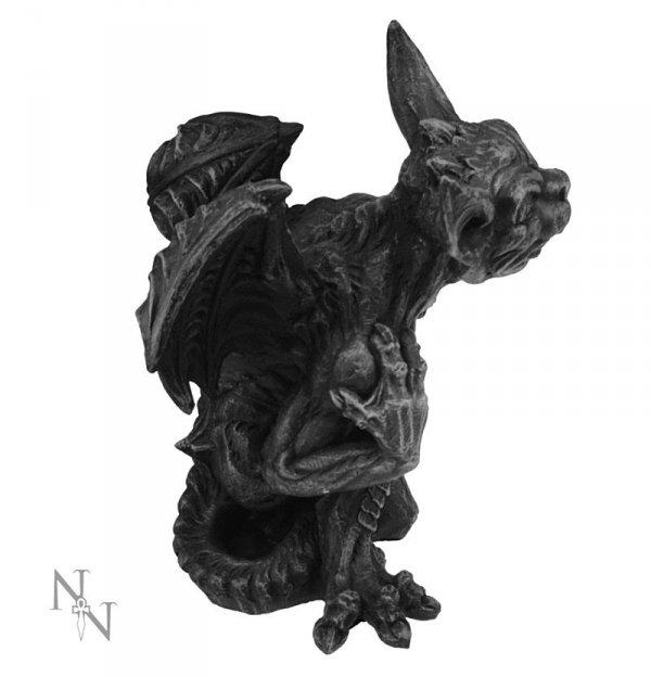 duża figurka dekoracyjna Demon Gargulec