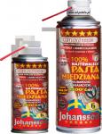 Pasta miedziana Cu 56 TOP 400ml spray JOHANSSON