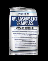Granulowany absorbent oleju 20L KENT