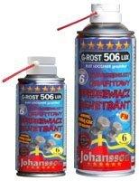 Odrdzewiacz penetrator z grafitem G-ROST 506 LUX 400ml