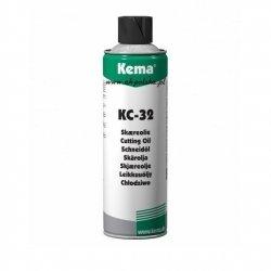 KC-32 Olej do obróki - twarde metale 500ml Kema