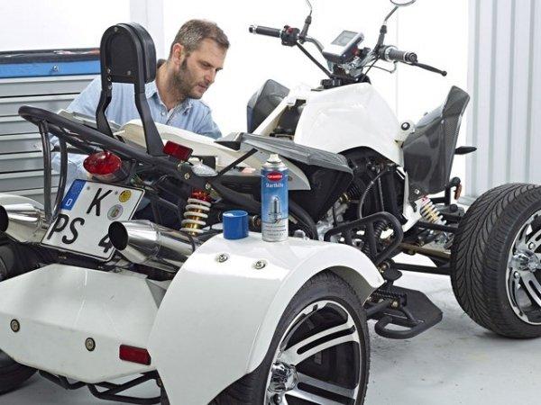 Samostart, uruchamianie zimnego silnika CARAMBA 300ml