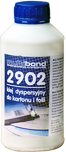 Klej do kartonu i folii MULTIBOND 2902