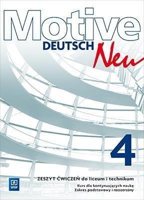 Motive - Deutsch Neu 4 ćw. ZR WSiP