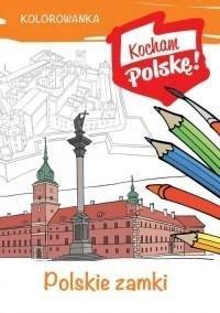 Kolorowanka - Polskie zamki