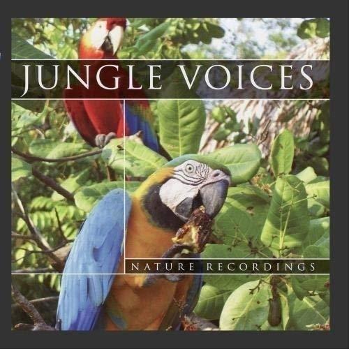 Jungle Voices CD