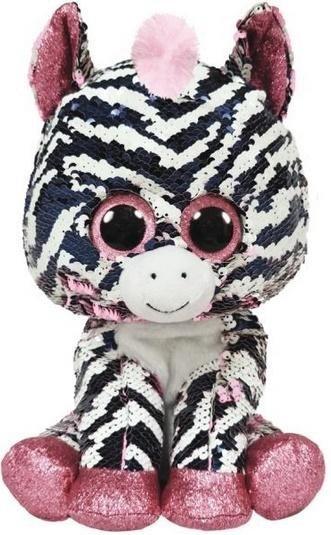Beanie Boos Zoey - Cekinowa Zebra 15 cm