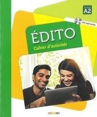 Edito Cahier d'activites A2. Ćwiczenia + CD