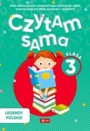 Czytam sama. Klasa 3. Legendy polskie