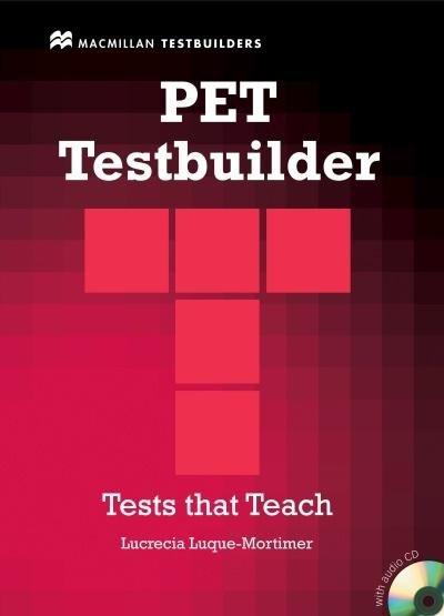 PET Testbuilder bez klucza + CD Pack