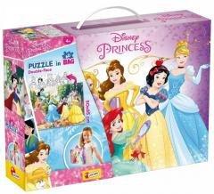 Puzzle w walizeczce 60 Princess