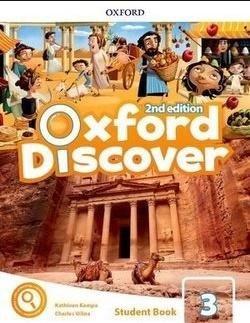Oxford Discover 3 SB w.2020