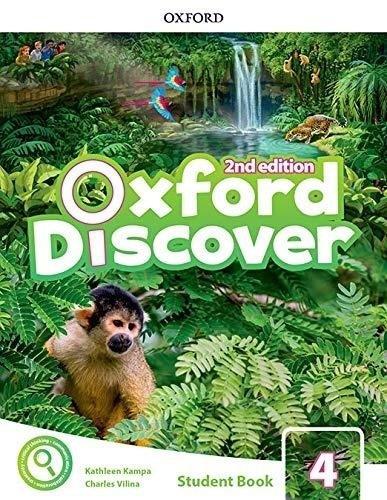 Oxford Discover 4 SB w.2020