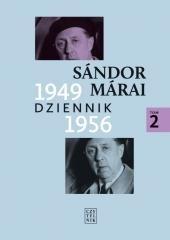 Dziennik 1949-1956 T.2 Sandor Marai w.2020