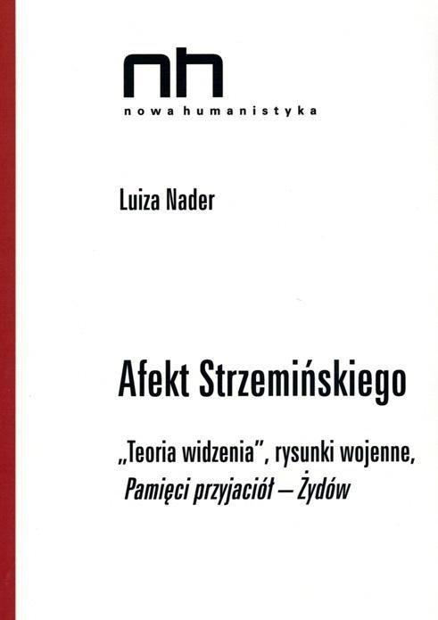 Afekt Strzemińskiego. Teoria widzenia