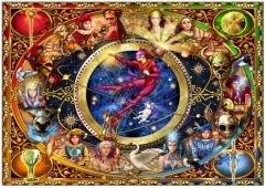 Puzzle 1000 Dziedzictwo Boskiego Tarota