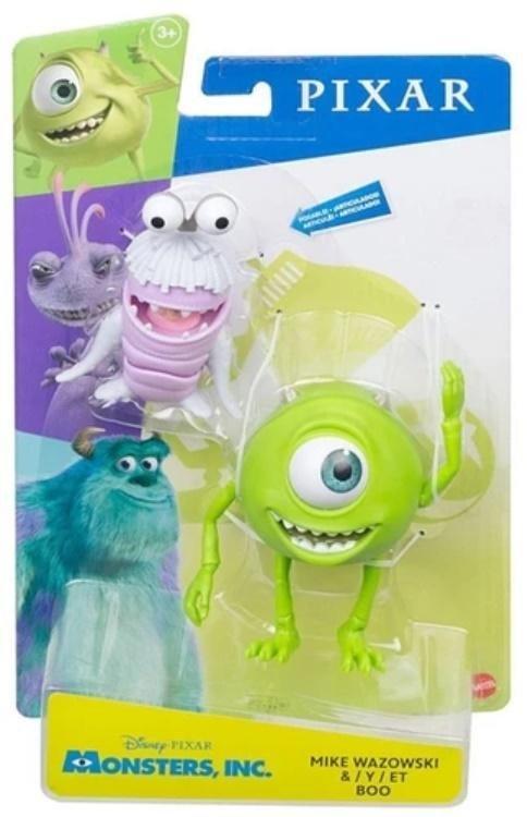 Pixar figurka Mike Wazowski + Boo