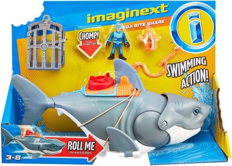 Fisher Price Imaginext Rekin Megaszczęka