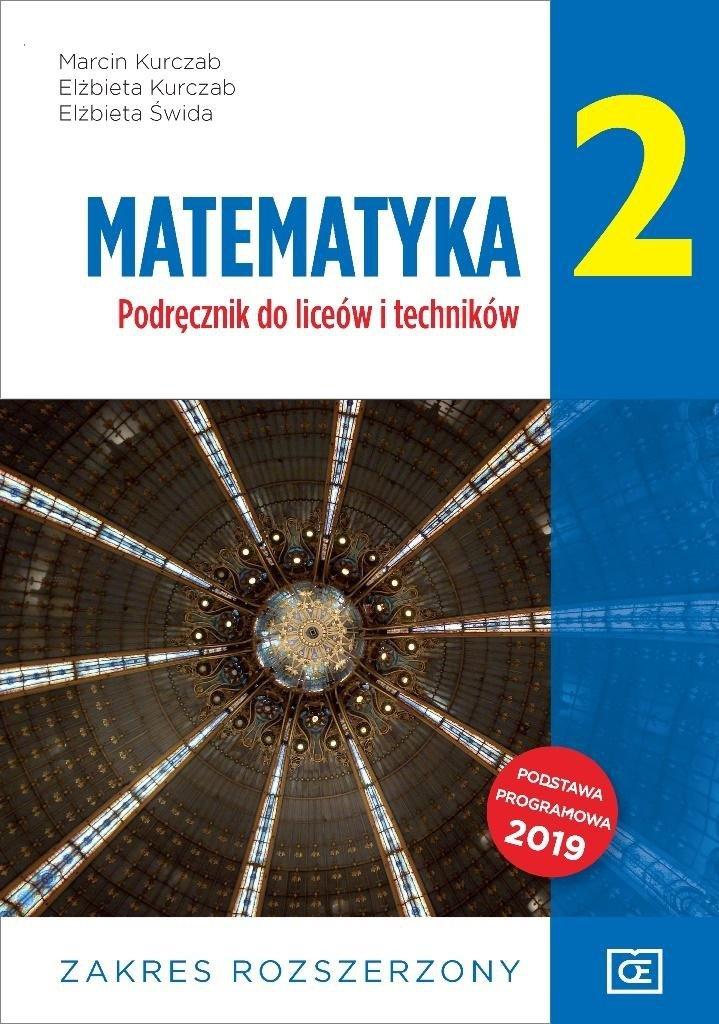 Matematyka LO 2 ZR OE PAZDRO w.2020