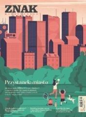 Miesięcznik Znak782-783 7-8/2020 Przystanek miasto