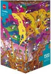 Puzzle 1500 Uratujmy statek(Puzzle+plakat)