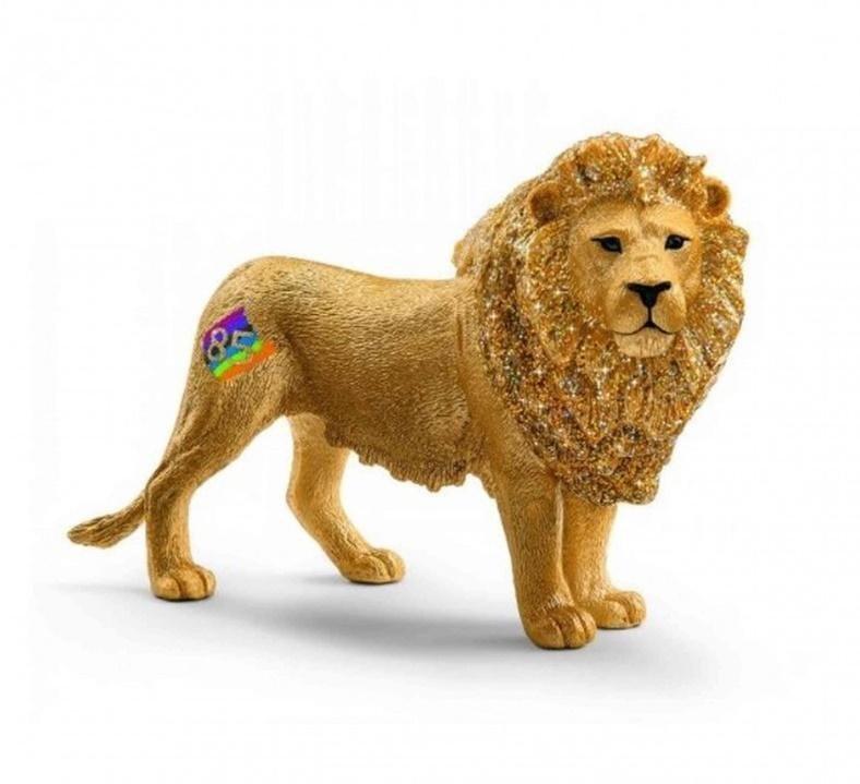 Lew złoty 85-lecie Schleich