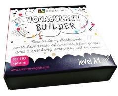 Vocabulary Builder Level A1 CREATIVO