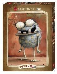 Puzzle 1000 Zozoville - Wielkie oczy
