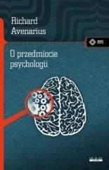 O przedmiocie psychologii