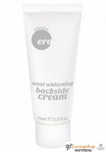 Żel/sprej-Back Side Whitening Creme 75 ml