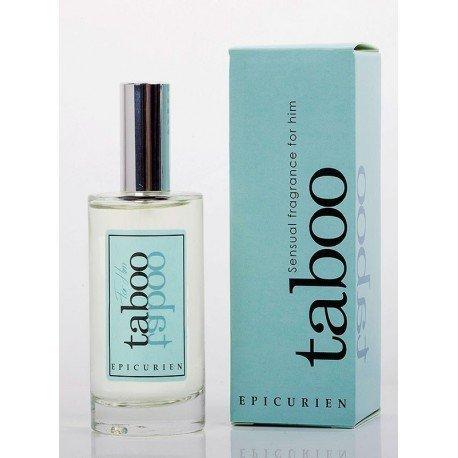 Feromony-TABOO EPICURIEN FOR HIM NEW 50 ml