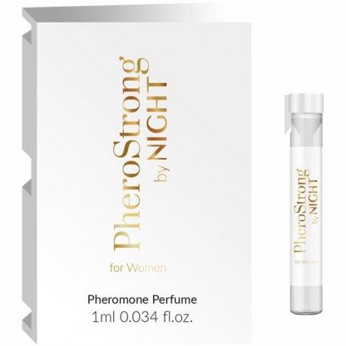 Feromony-Pherostrong by Night dla kobiet tester 1 ml