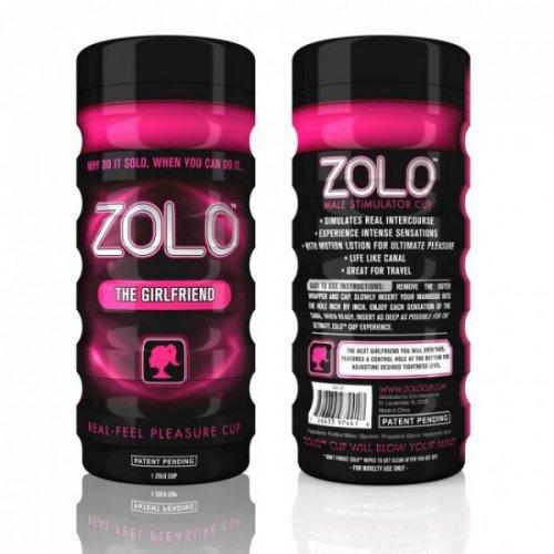 Masturbator-Zolo The Girlfriend