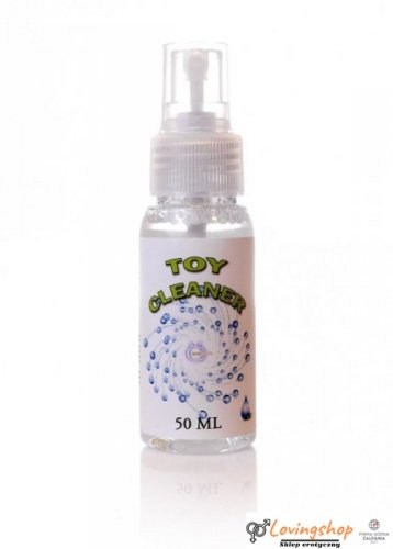 Sprej-Toy Cleaner 50 ml. Boss Series