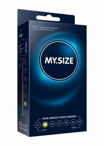 MY.SIZE 49 mm 10er