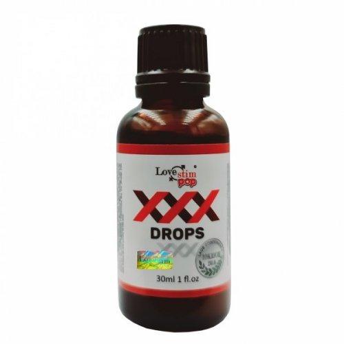 XXX DROPS HISZPAŃSKA MUCHA 30ml
