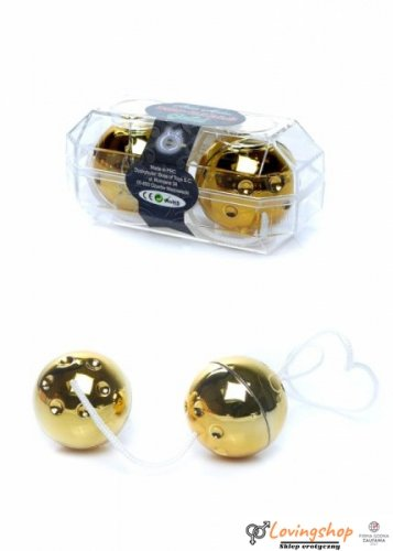 Kulki-Duo-Balls Gold