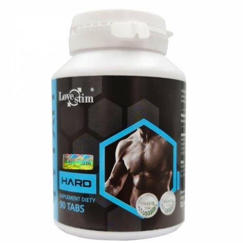 TYTAN HARD 90tab z aminokwasami erekcja powiększenie