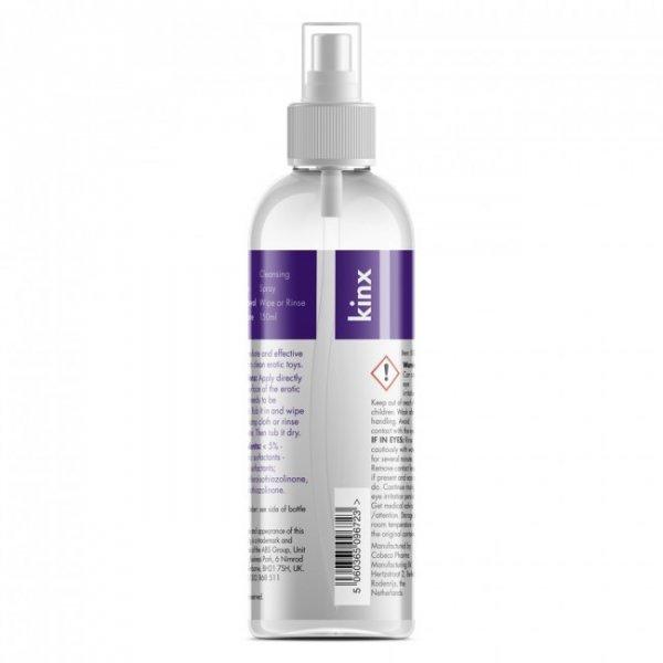 Żel/sprej-Kinx Toy Cleaner Transparent 150 ml