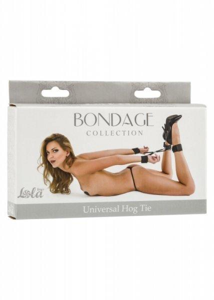 Wiązania-Bondage Collection Universal Hog Tie One Size